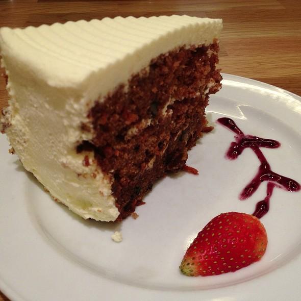 Carrot Cake @ The Beanstro