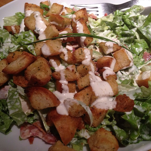 Ceasar Salad @ Jeronymo Food With Friends