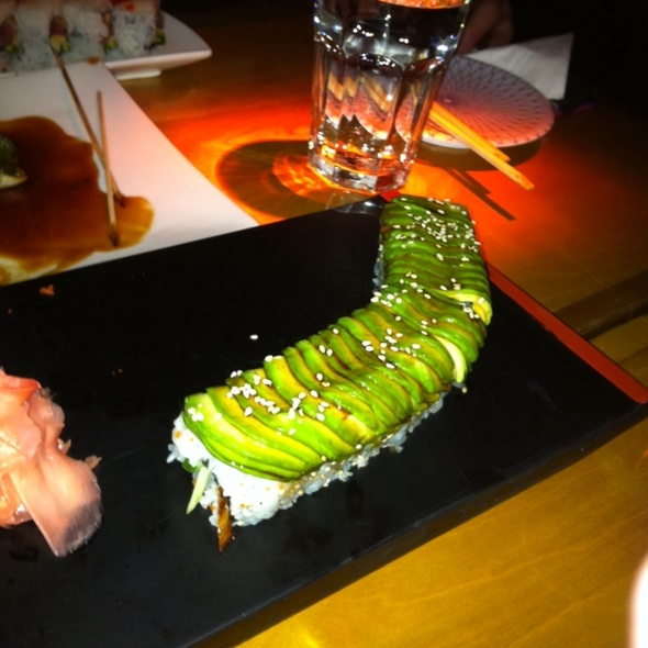 Dragon Roll - Kamehachi of Tokyo - Wells Street, Chicago, IL
