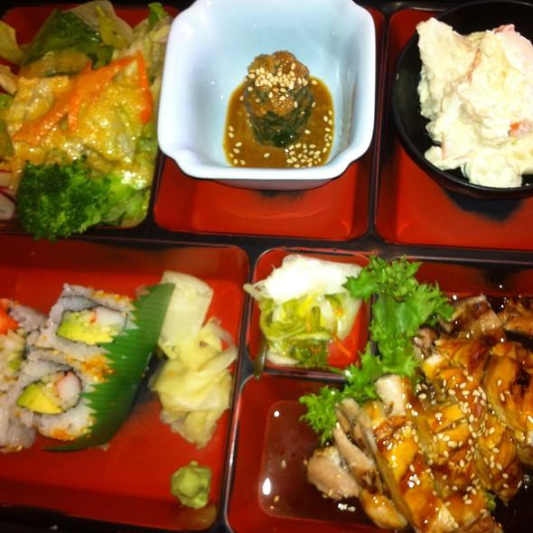 Teriyaki Chicken @ Renga-Tei