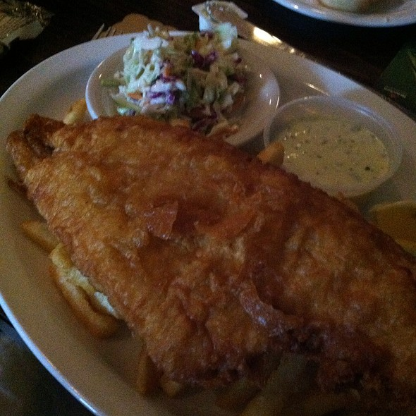 Friday Night Fish Fry @ Bistro 11