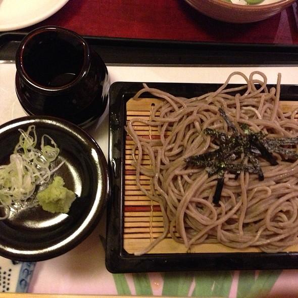Zarusoba - Restaurant Nippon, New York, NY