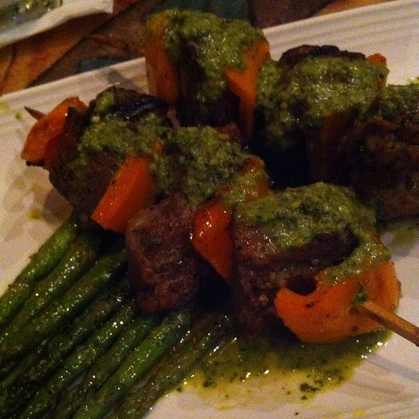 carrabba's italian grill grilled tuscan sirloin skewers