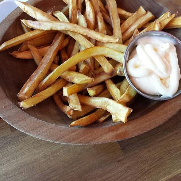 Sweet potato fries - SOUTH, Leavenworth, WA