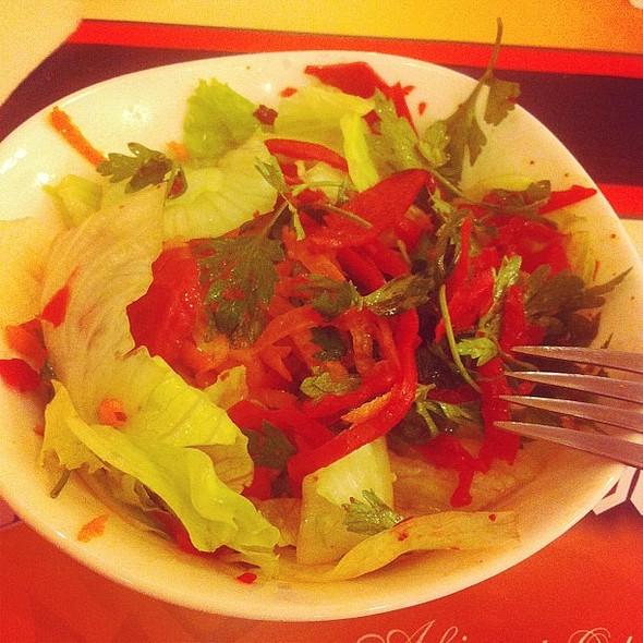 Salatasını seviyorum @ Pidem