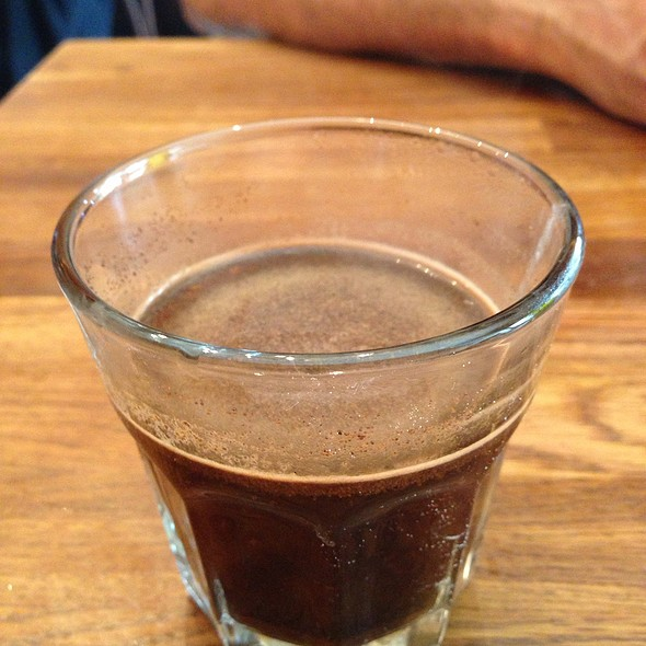 Turkish Coffee @ Mimi's Hummus