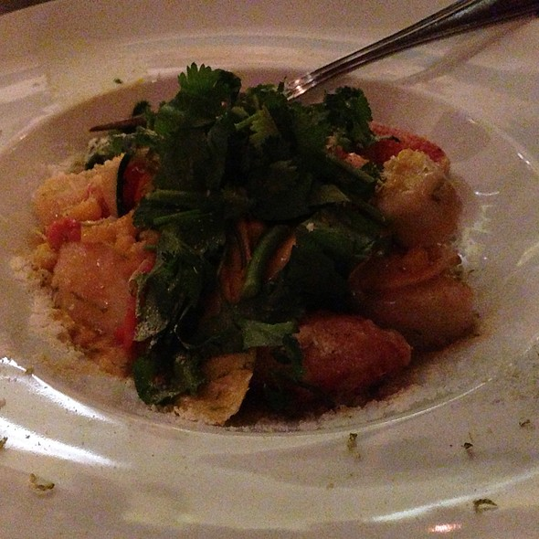 Lobster Gnocchi @ Upper West Restaurant