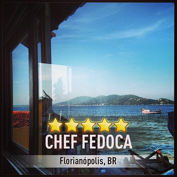 Sensacional!! @instaplacemobi ópolis @ Chef Fedoca