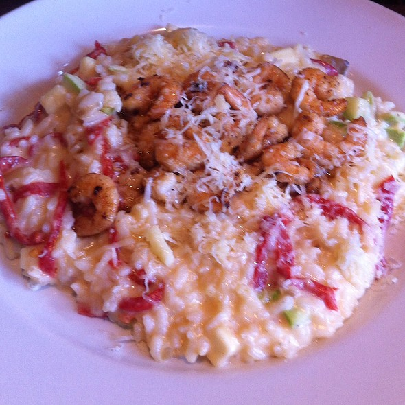 Shrimp Zucchini Risotto @ Applebee's Moinhos