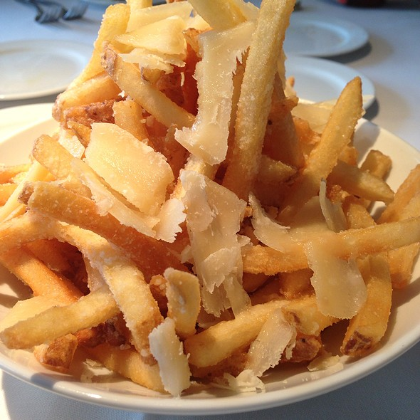 Aspen's Favorite Truffle Fries @ MC Kitchen