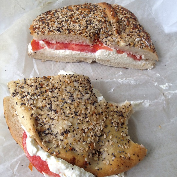 Everything Flagel @ Bagel Boss of Jericho