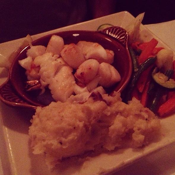 Broiled Fisherman's Platter @ Turner's Seafood Grill & Market