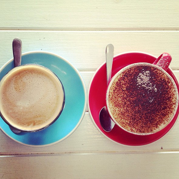 Coffee @ Farmer's Wife