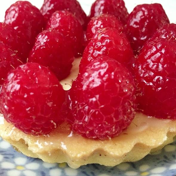 Raspberry Tart @ Stuart's Bakery, Granville Island