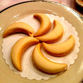 Lemoncello Cookies