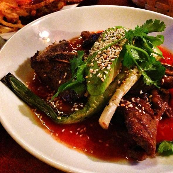 Beef Short Ribs (Korean Style)
