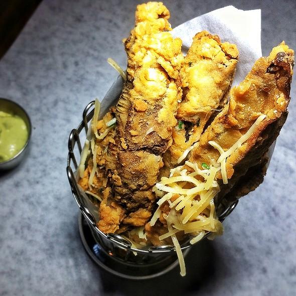 Portobello Fries