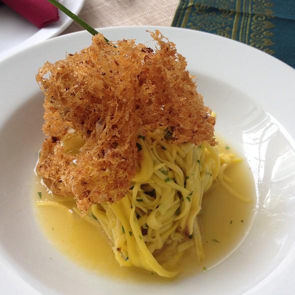 Catfish Mango Salad