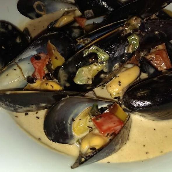Mussels In Black Bean Cream Sauce - Cilantro, Calgary, AB