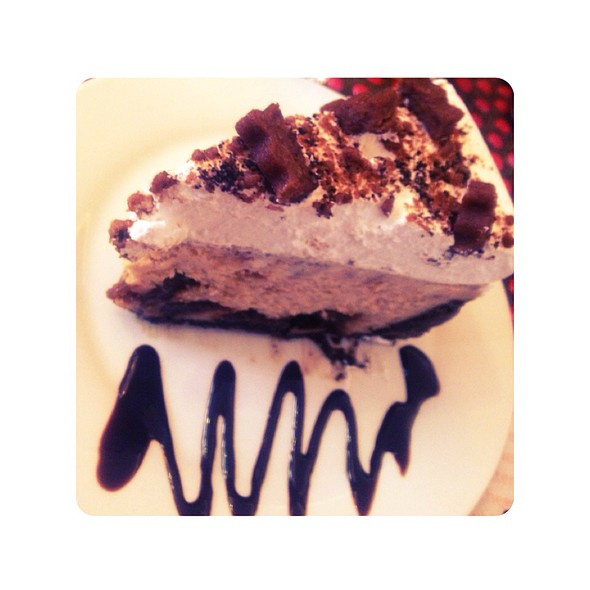Fudgymudgymud Pie @ Bannaple Too