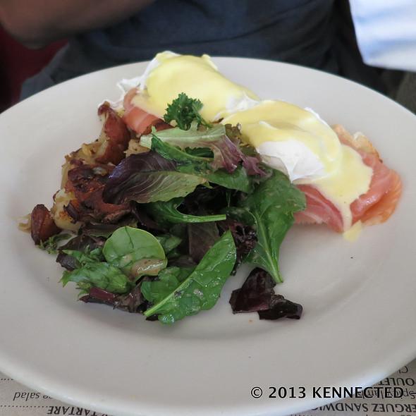 Eggs Nordique @ Maison Harlem