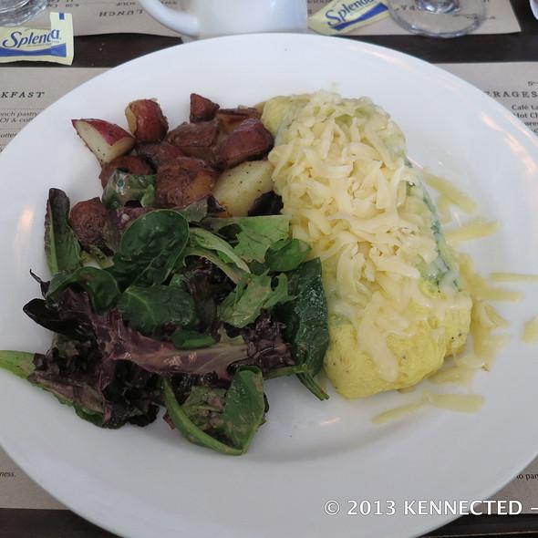 Omelette @ Maison Harlem