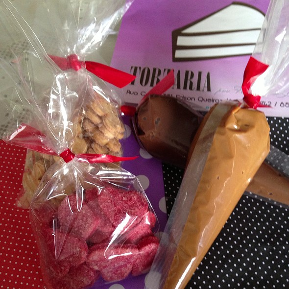 Biscoito @ TORTARIA Por Fernanda Luna