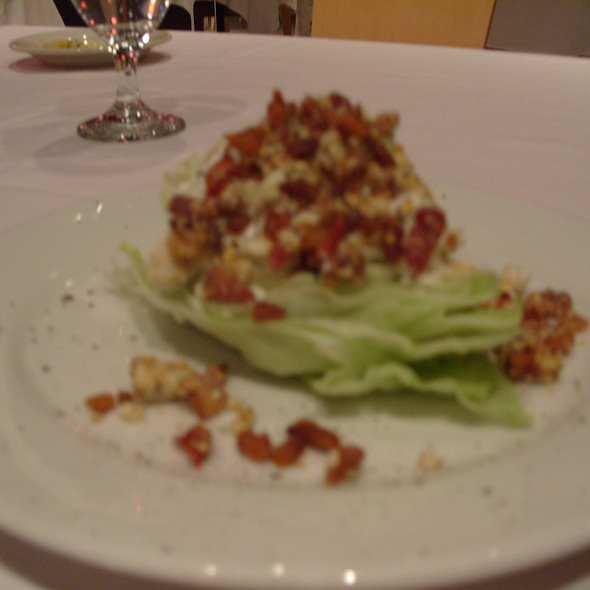Wedge Salad @ The Feed Store