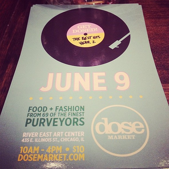 Word on the street is @dosemarket is getting a dose of tomorrow! @ Star Lounge Coffee Bar