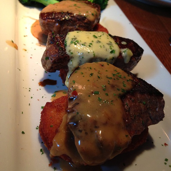 Steak Flights @ Outback Steakhouse