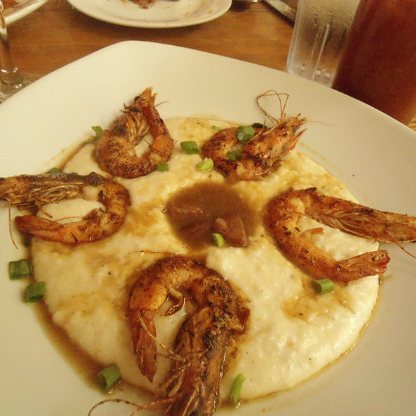 Shrimp & Grits - Dante's Kitchen, New Orleans, LA