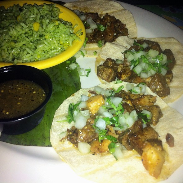 carnitas tacos - Gonza Tacos y Tequila - North Raleigh, Raleigh, NC