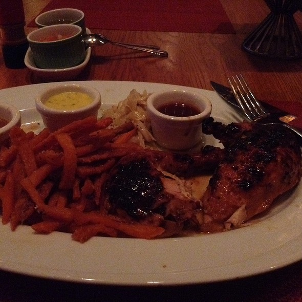 Rotisserie Chicken - Samba Brazilian Steakhouse - Mirage Hotel & Casino, Las Vegas, NV