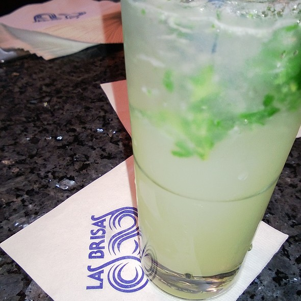 Mojito @ Las Brisas Mexican Restaurant
