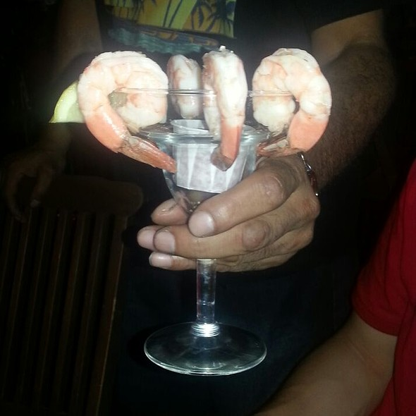 Shrimp Cocktail @ 169 Bar