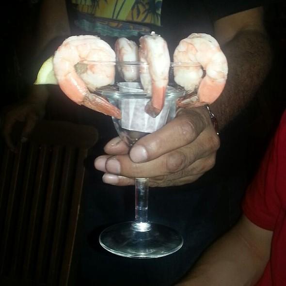 Shrimp Cocktail @ 169 Bar