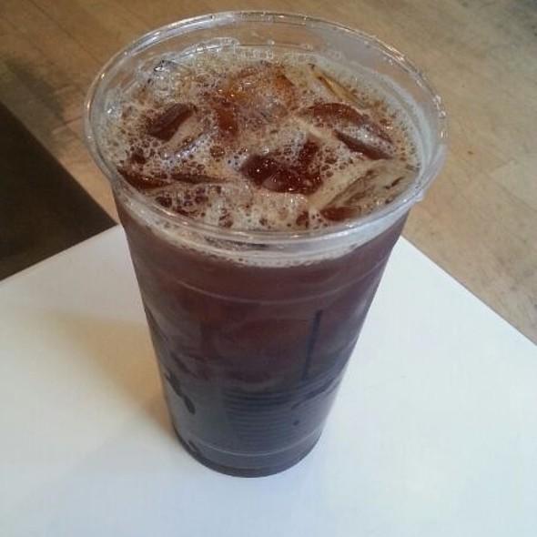 Iced Coffee @ Roasting Plant Coffee