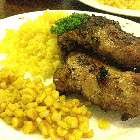 Chicken Inasal @ Station Juan Cafe