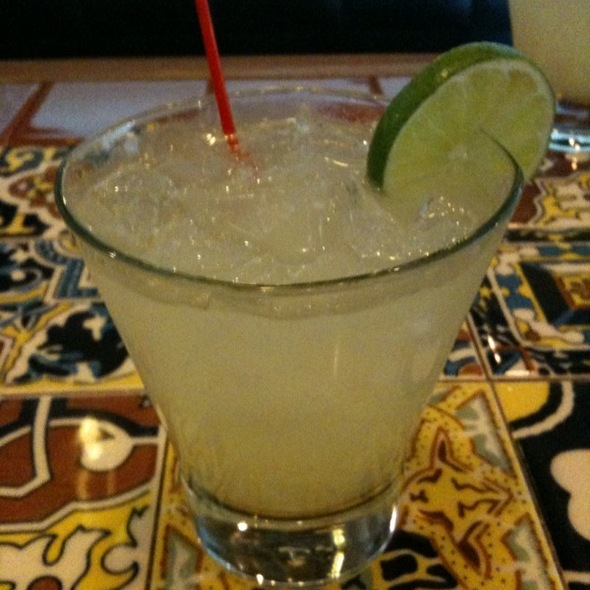World's Freshest Margarita @ Chili's Grill & Bar