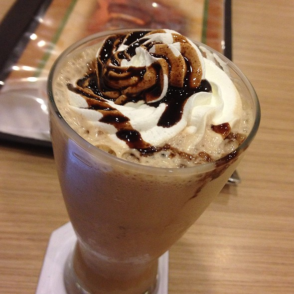 Mocha Coffee Cooler