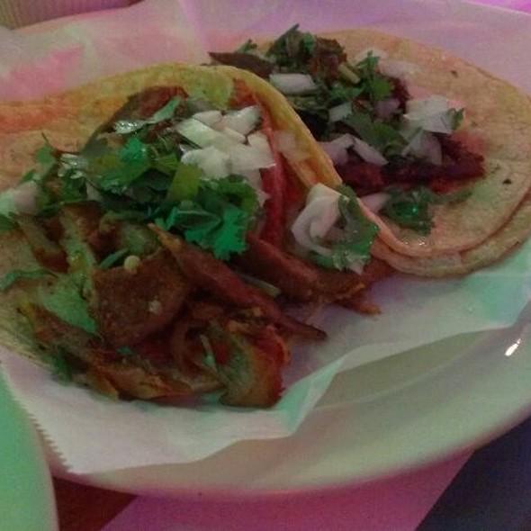 Al Pastor Taco @ Arturo's Tacos Mexican Food