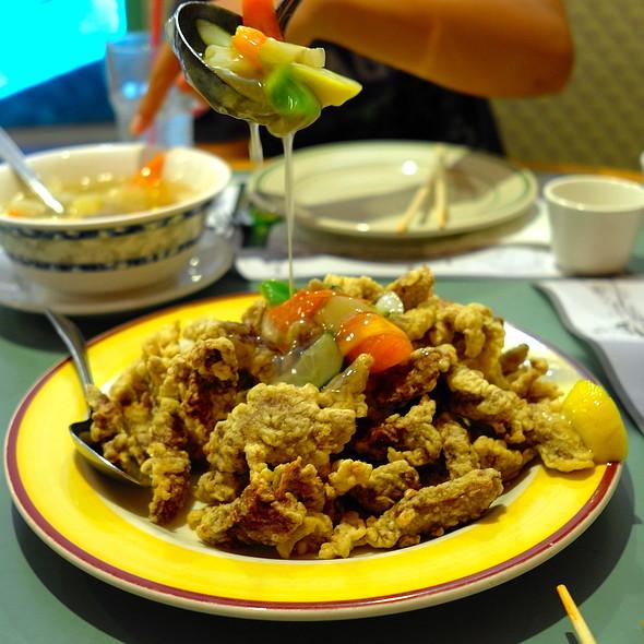 Beef Tangsooyuk