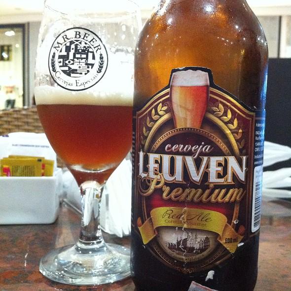 Cerveja Leuven Red Ale @ Mr. Beer - Cervejas Especiais