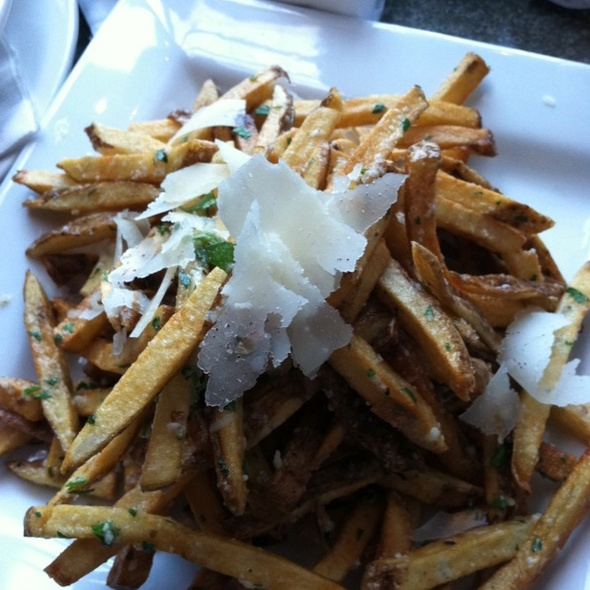 Truffle Fries - Modis, Breckenridge, CO
