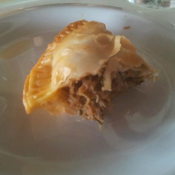 Pastel de Carangueijo
