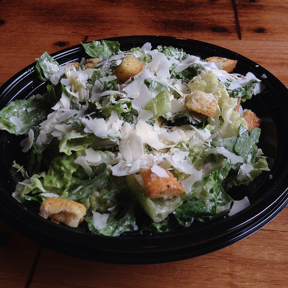 Caesar Salad @ Nick's Pizza & Pub