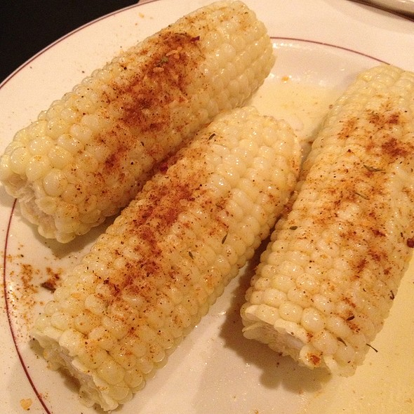 Corn On The  Cob  - Costas Inn, Baltimore, MD