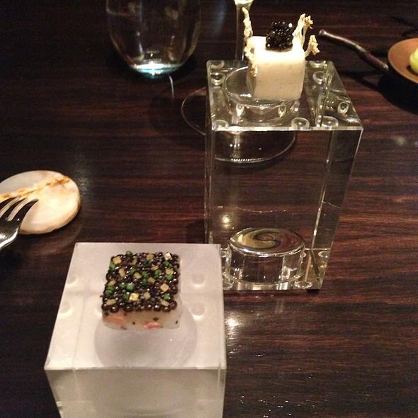 Langoustine, Osetra Caviar