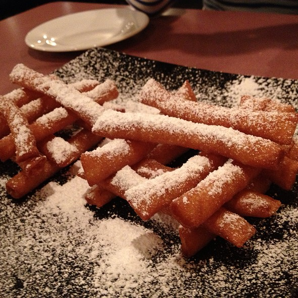 Funnel Cake Fries - Costas Inn, Baltimore, MD