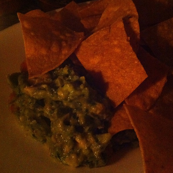 Guacamole and Chips - Ofrenda, New York, NY